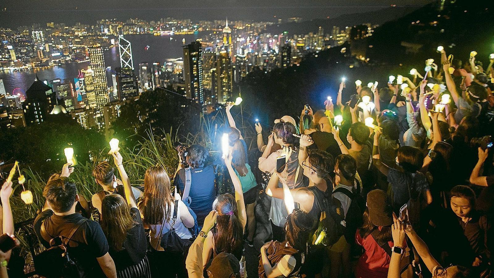 Hong Kong: de la Revolució dels Paraigües al 'be water my friend'