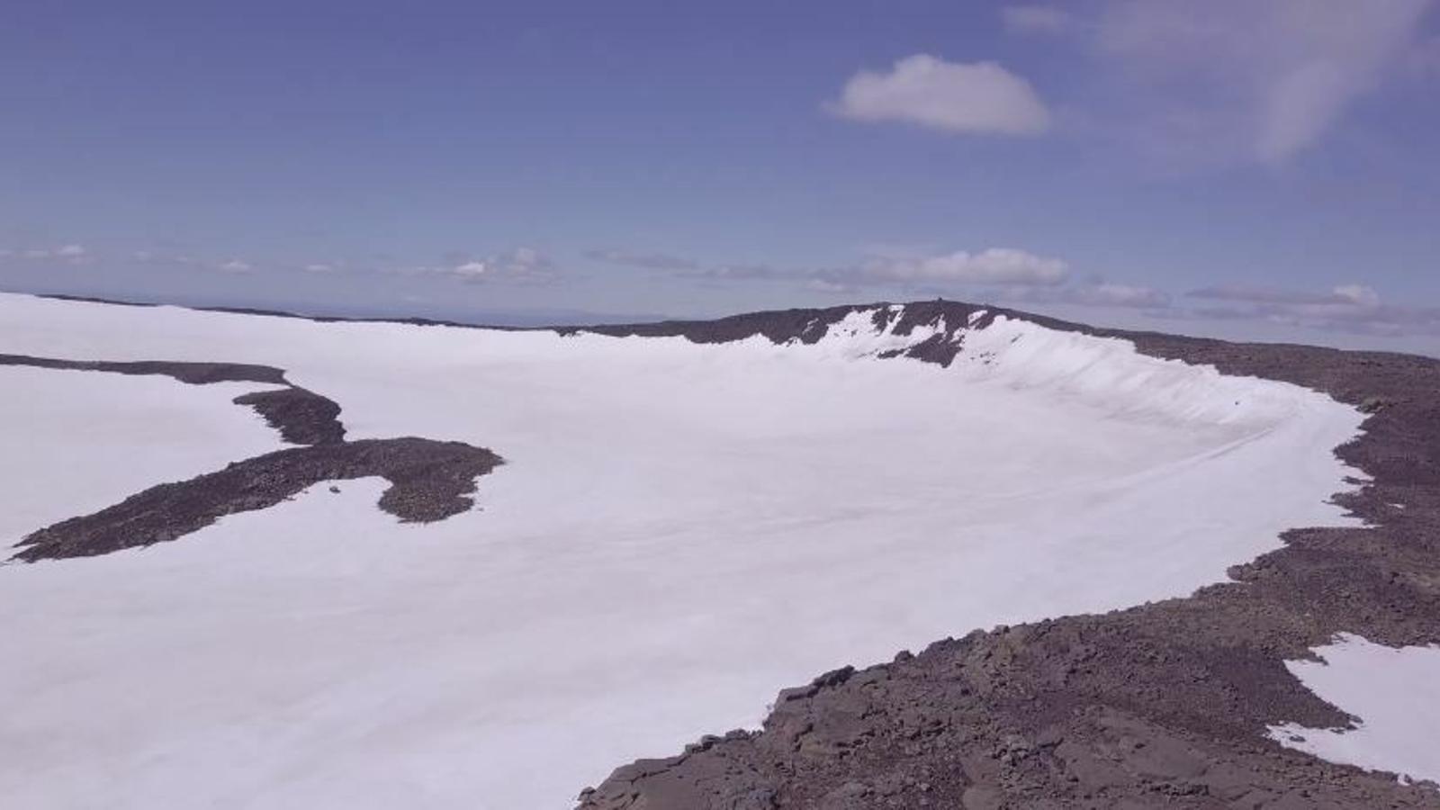 Tràiler del documental 'Not OK', sobre la desaparició de la glacera islandesa Okjökull