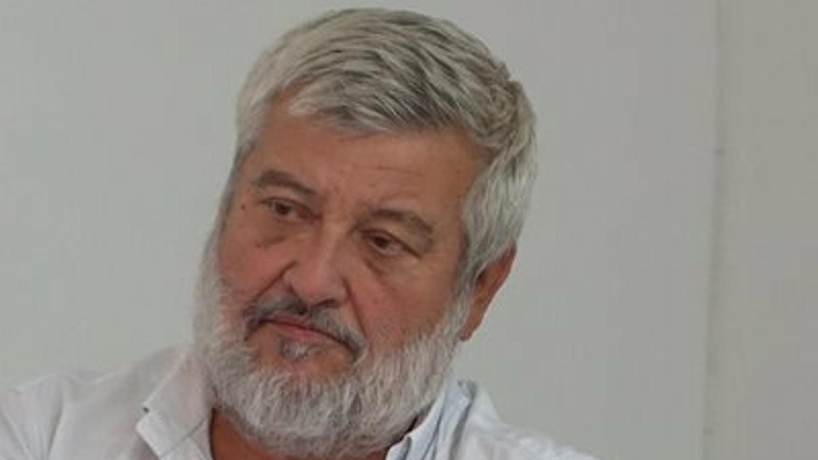 Bernat Sureda, catedràtic de la UIB i membre de l'IEC