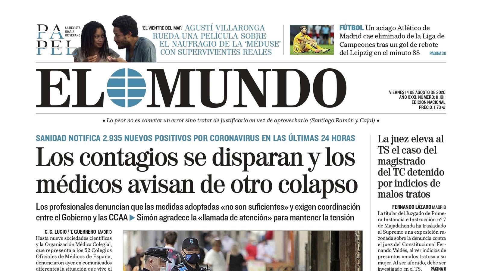 El Mundo 14/8