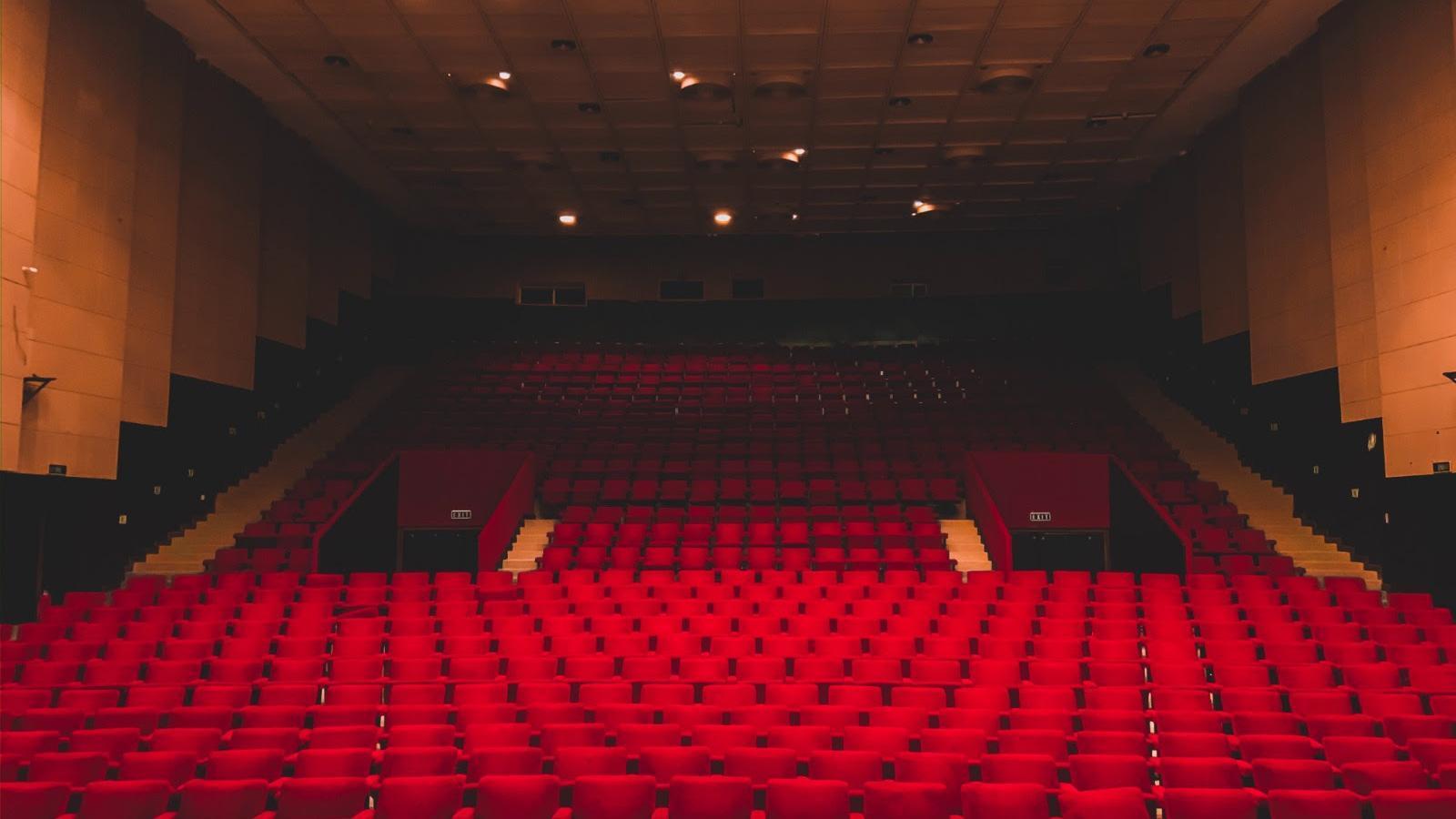 Una sala buida