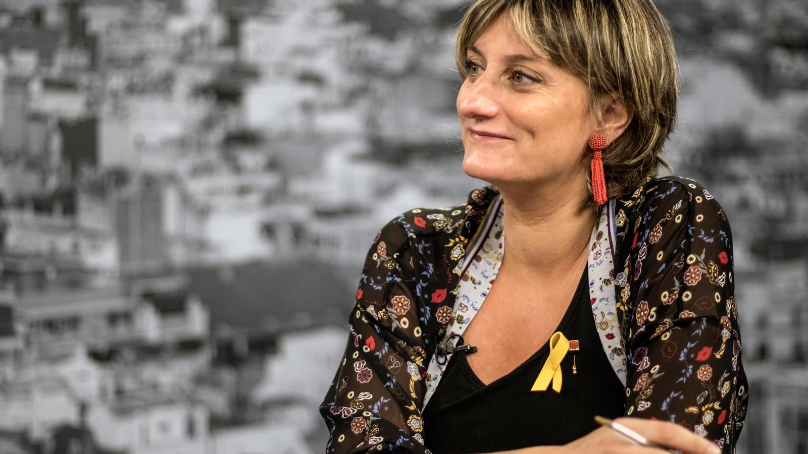 """Alba Vergés: """"És essencial incloure la perspectiva de gènere en les polítiques de salut"""""""