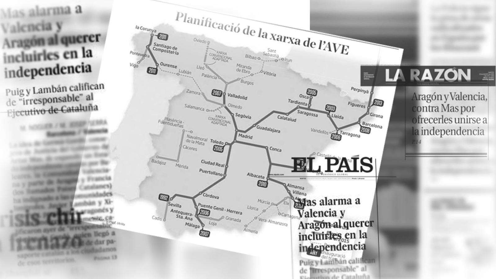 L'editorial d'Antoni Bassas: Països de parla catalana i perjudicis econòmics (25/08/2015)