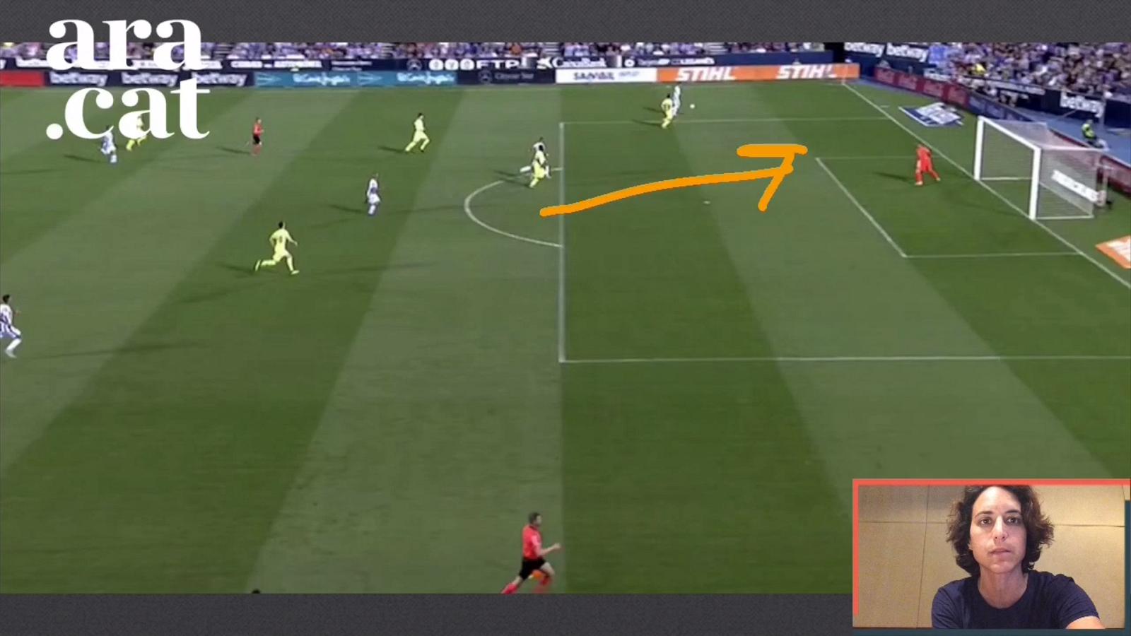 L'anàlisi del Leganés-Barça en vídeo: desajustos defensius i el bloqueig a Busquets