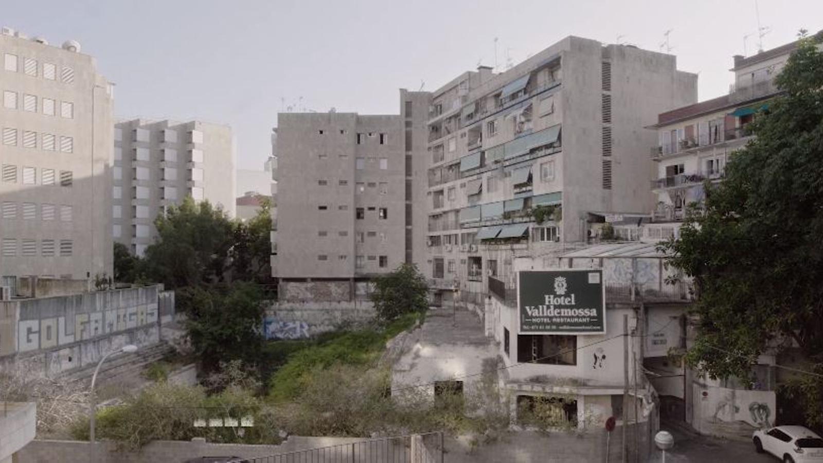 Fotograma de 'Destrucció creativa d'una ciutat'