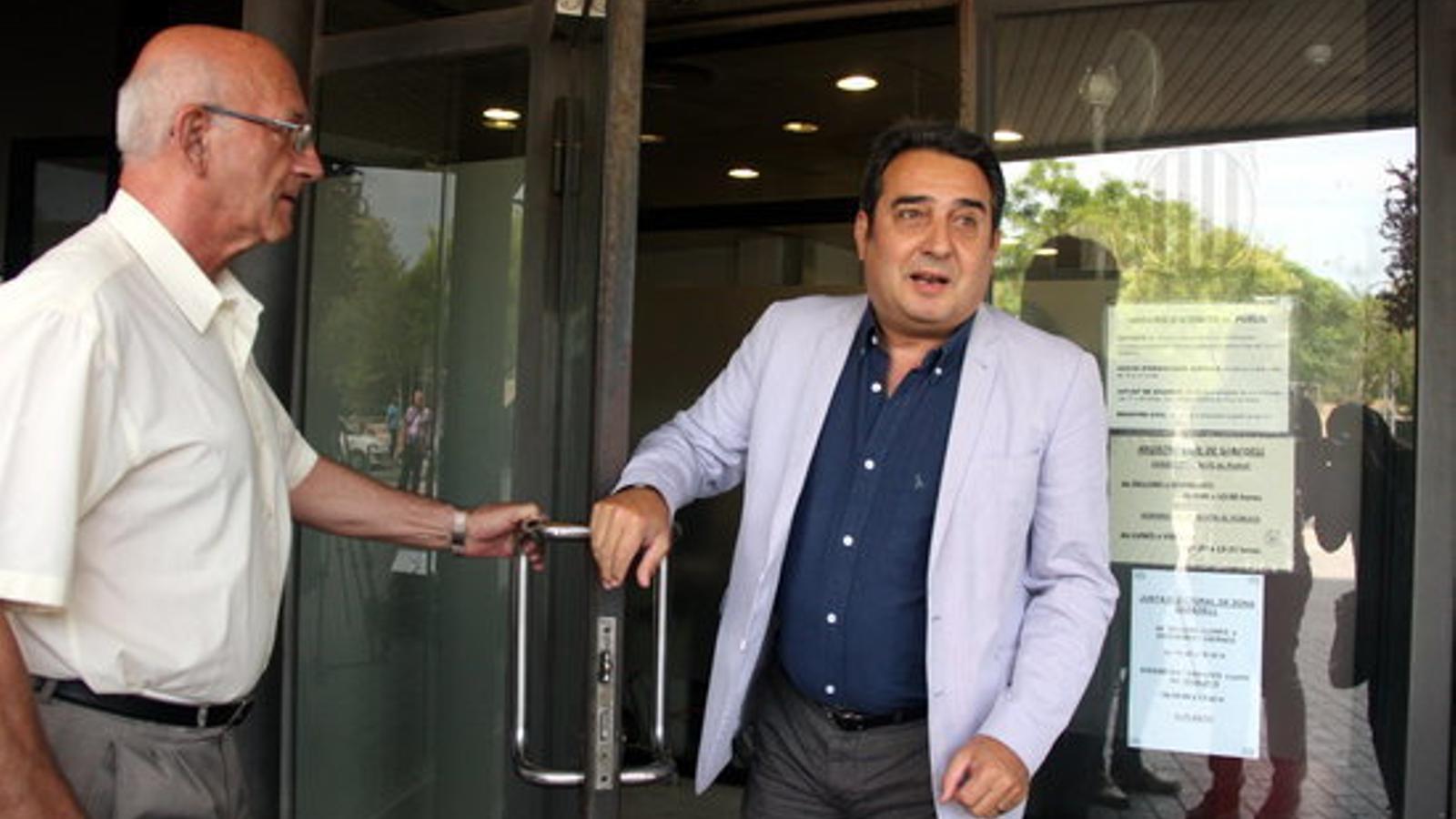"""La jutgessa del 'cas Mercuri' veu un """"entramat delictiu continuat"""" perquè Smatsa pagués actes electorals del PSC"""