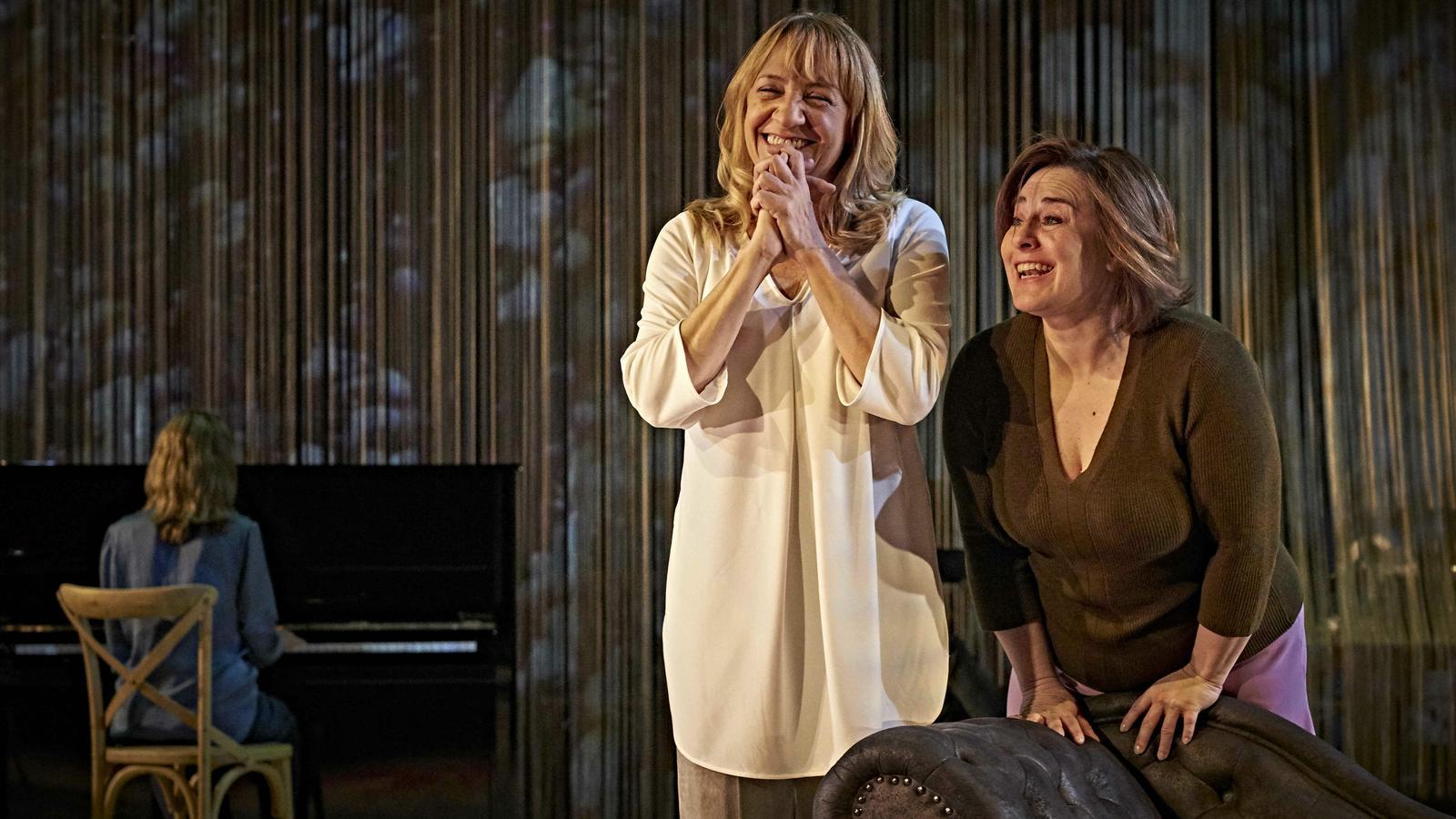 Blanca Portillo i Imma Cuevas a 'Mrs. Dalloway'