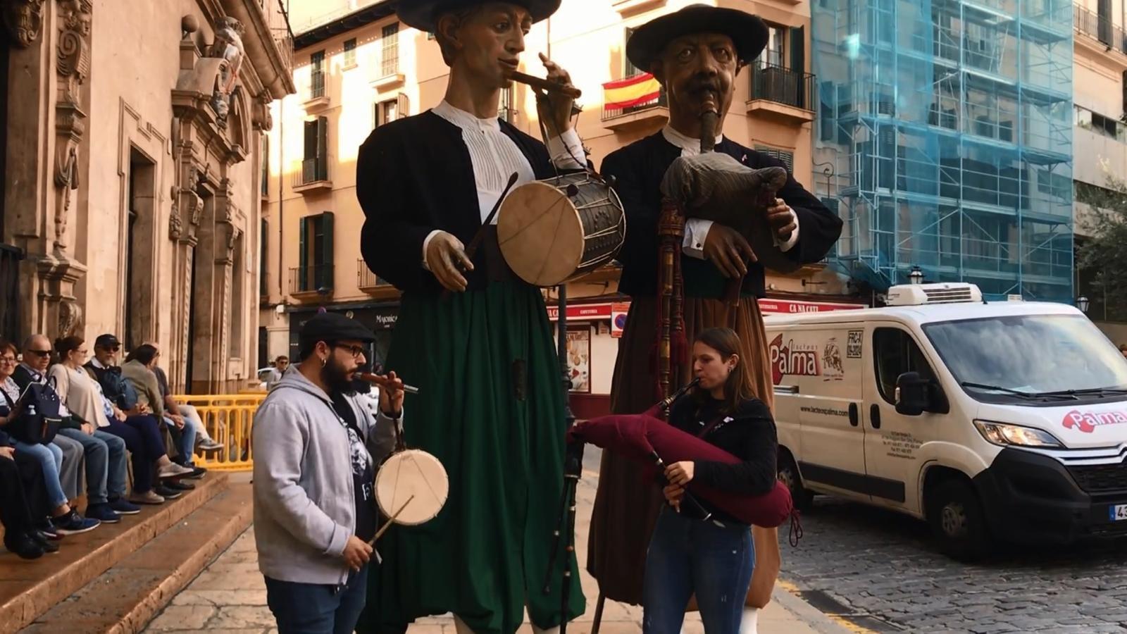 Mostra de la Setmana de Cultura Popular a Cort