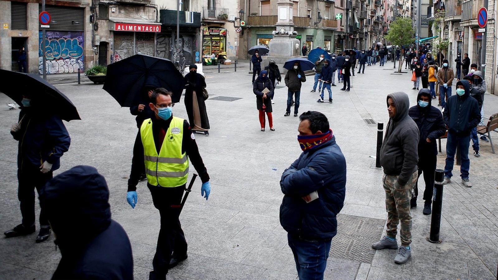 177 morts a Catalunya, 1.849 en total, i els autònoms catalans van pagar ahir uns 160 milions d'euros: les claus del dia, amb Antoni Bassas (01/04/2020)