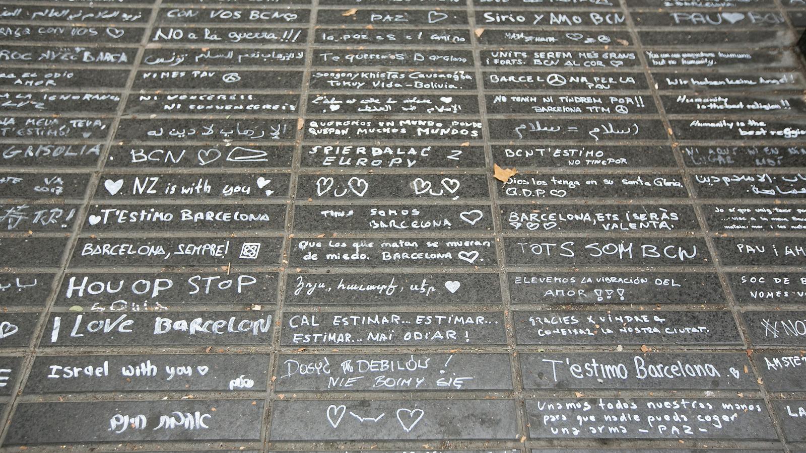 Las víctimas del 17-A, olvidadas y con pocas esperanzas en el juicio