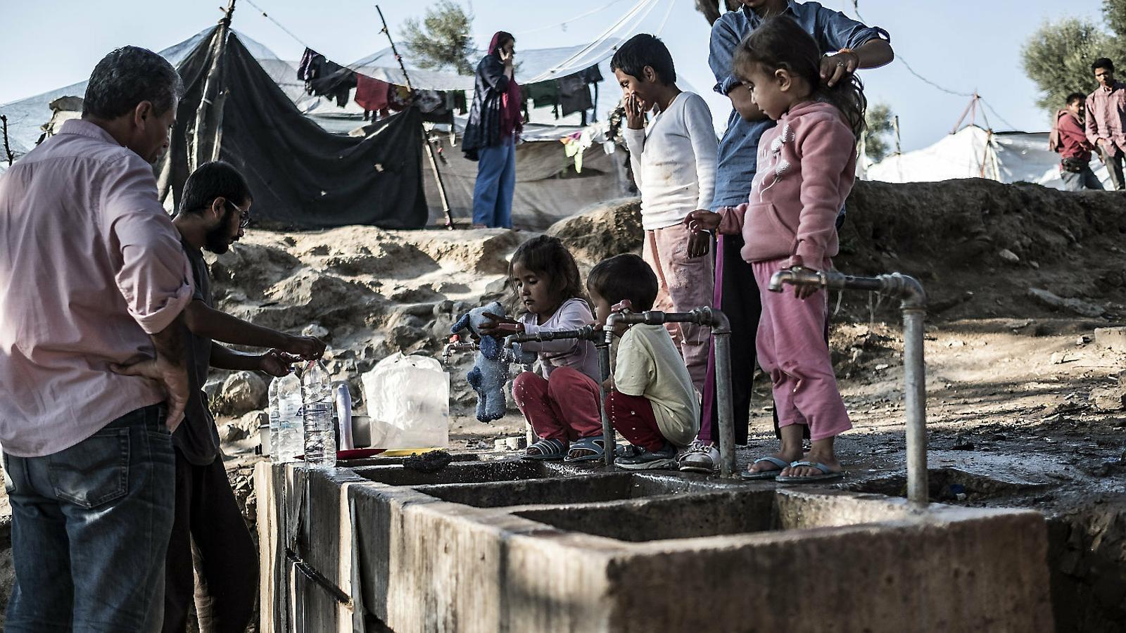 Grècia aprova la polèmica reforma de la llei d'asil