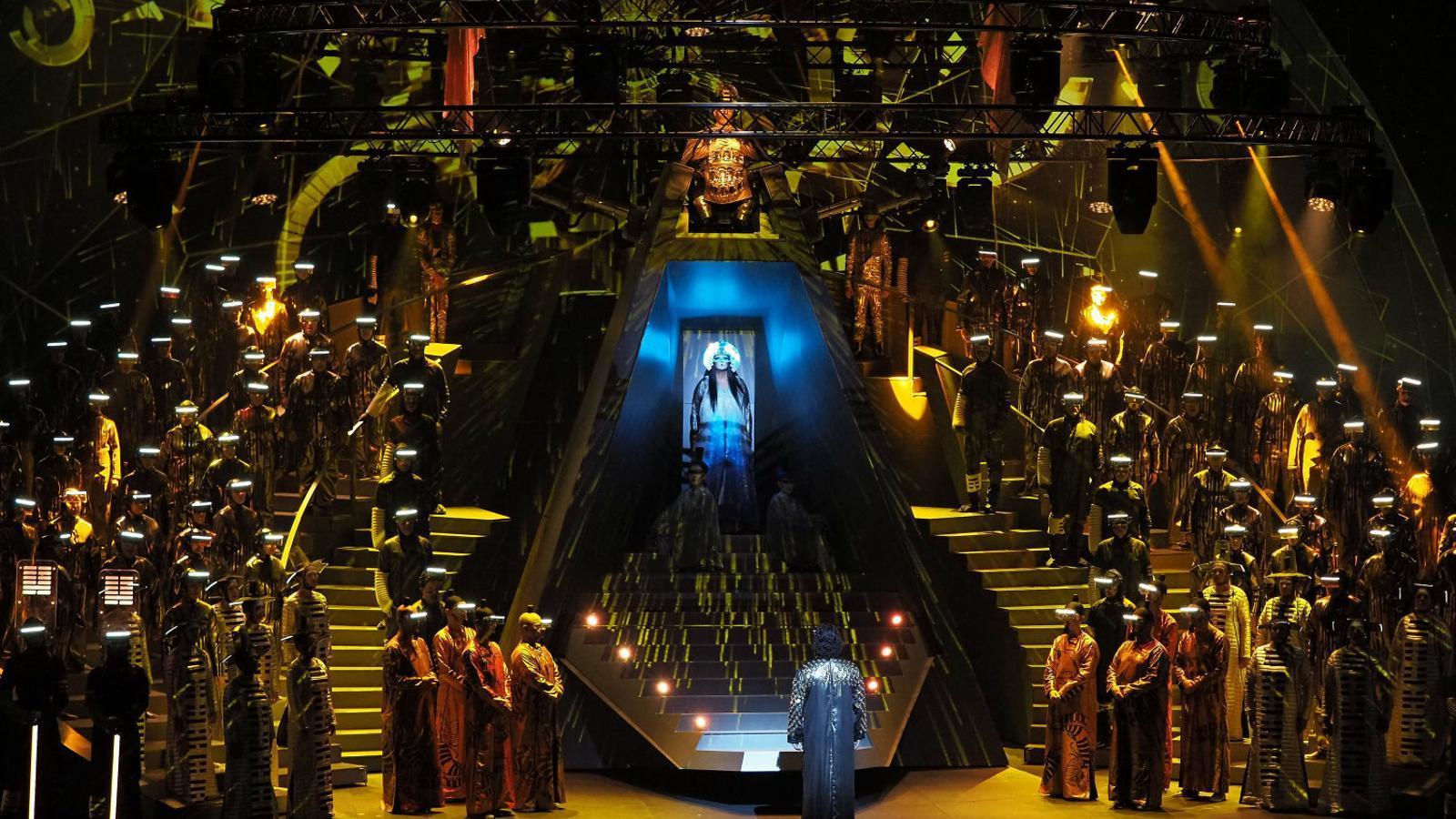 Una Turandot alliberada obre la celebració dels 20 anys del Liceu