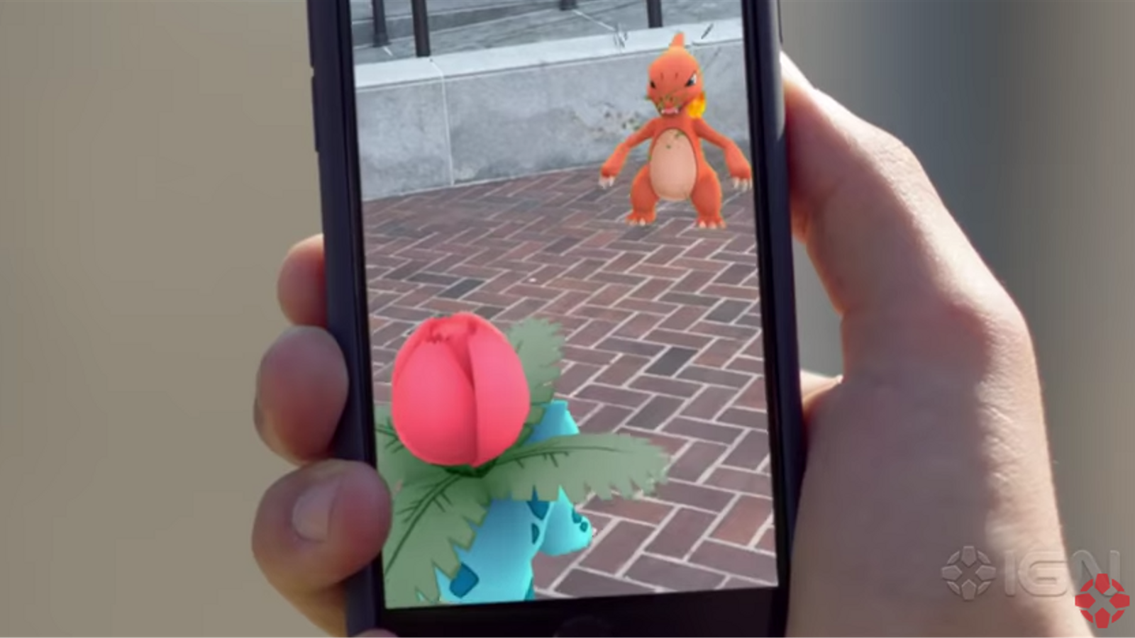 El tràiler de Pokémon Go