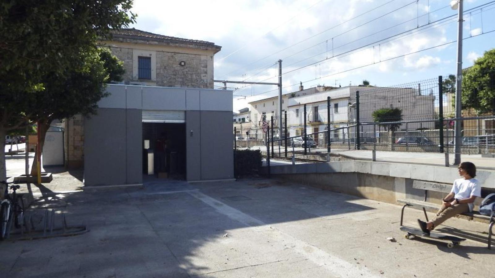 Estació de Santa María