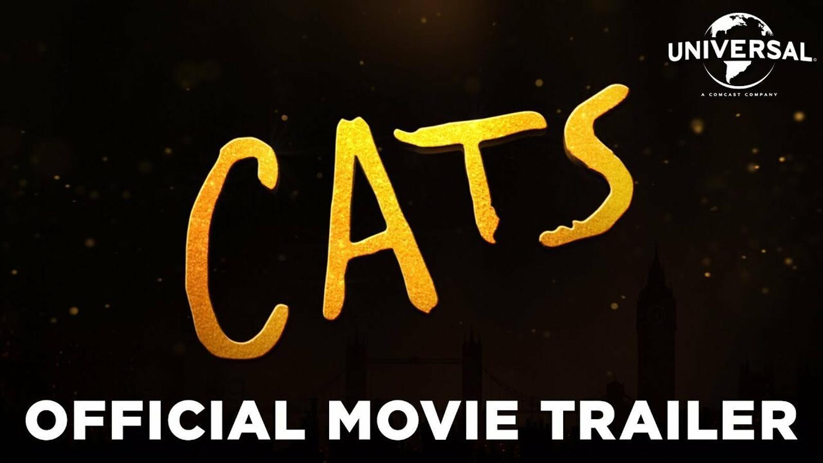 Arriba el tràiler de 'Cats', adaptació del musical de Broadway