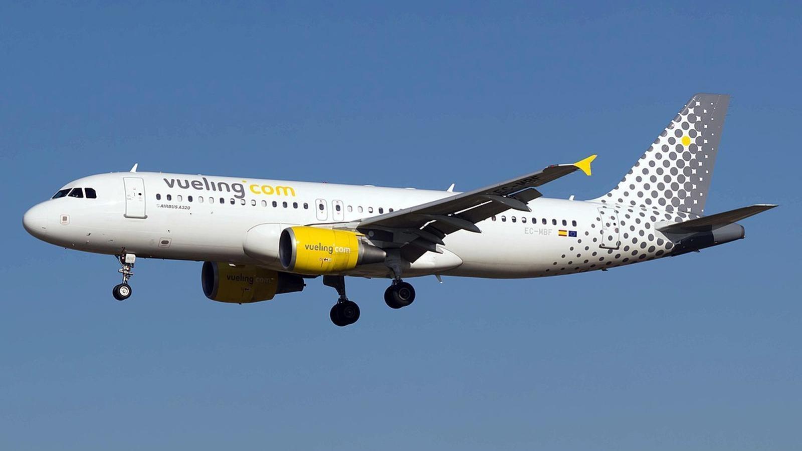 Vueling ha protagonitzat una nova polèmica en un dels seus vols a Menorca.