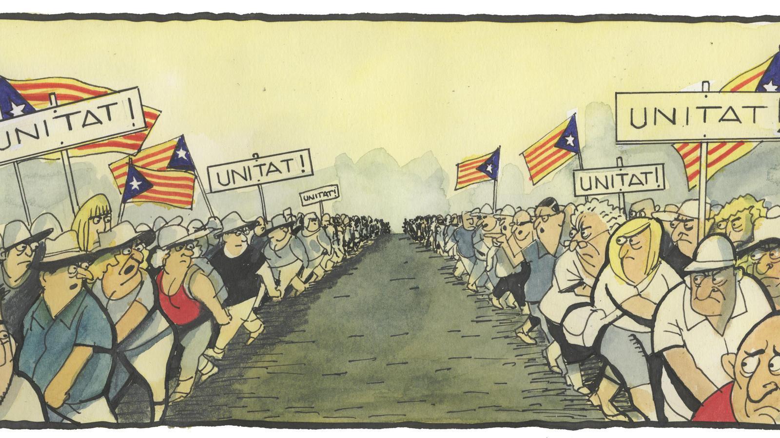 'A la contra', per Ferreres (16/07/2019)