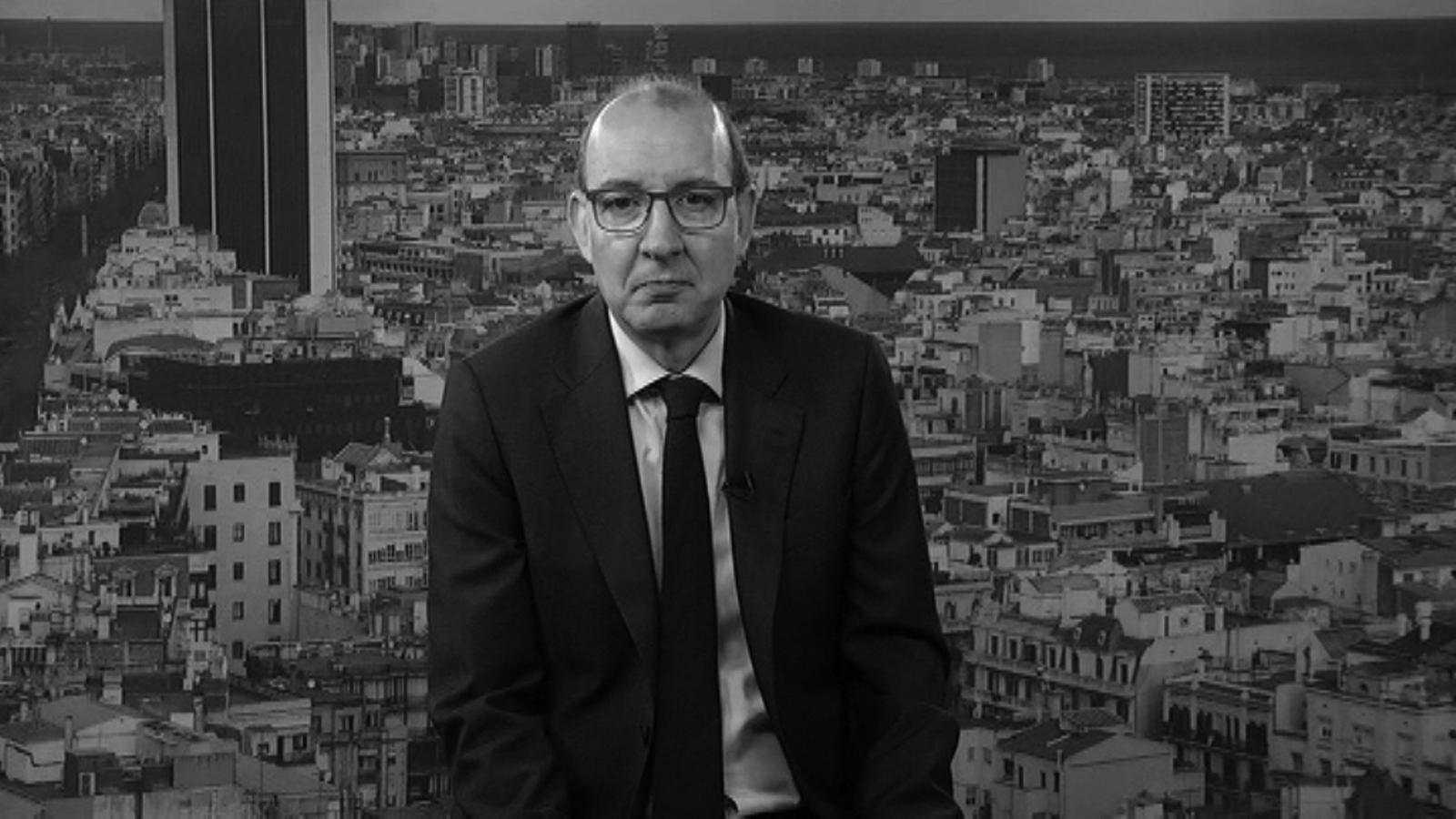 L'editorial d'Antoni Bassas: Buenos días, ministro Wert