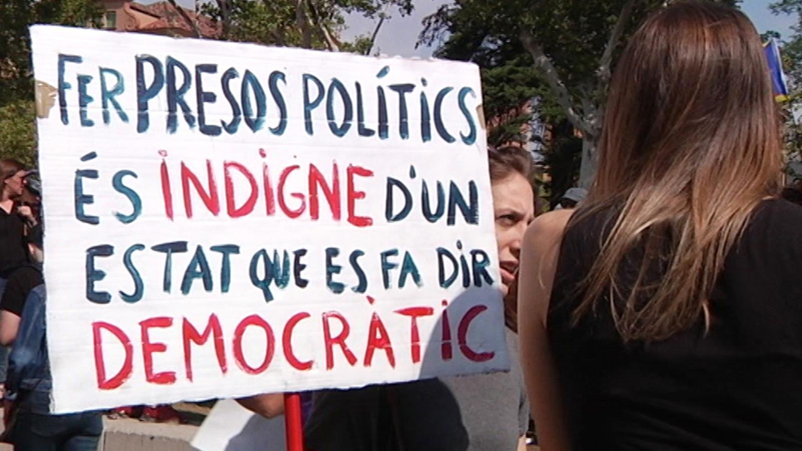 L'anàlisi d'Antoni Bassas: 'Solidaritat amb els presos polítics'