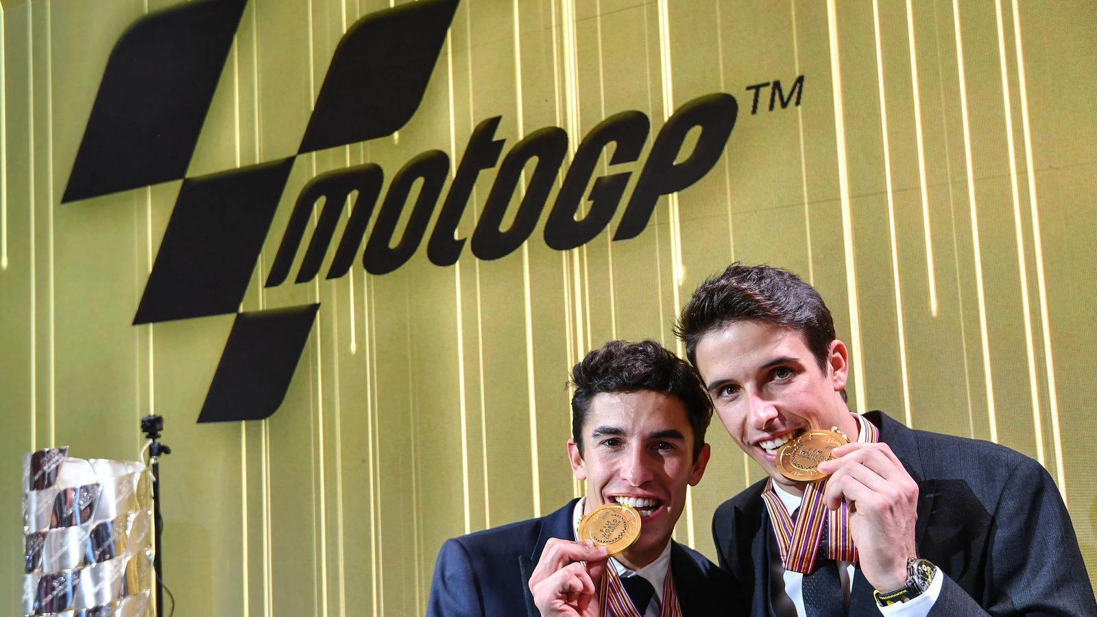 Els germans Márquez compartiran equip l'any vinent a MotoGP