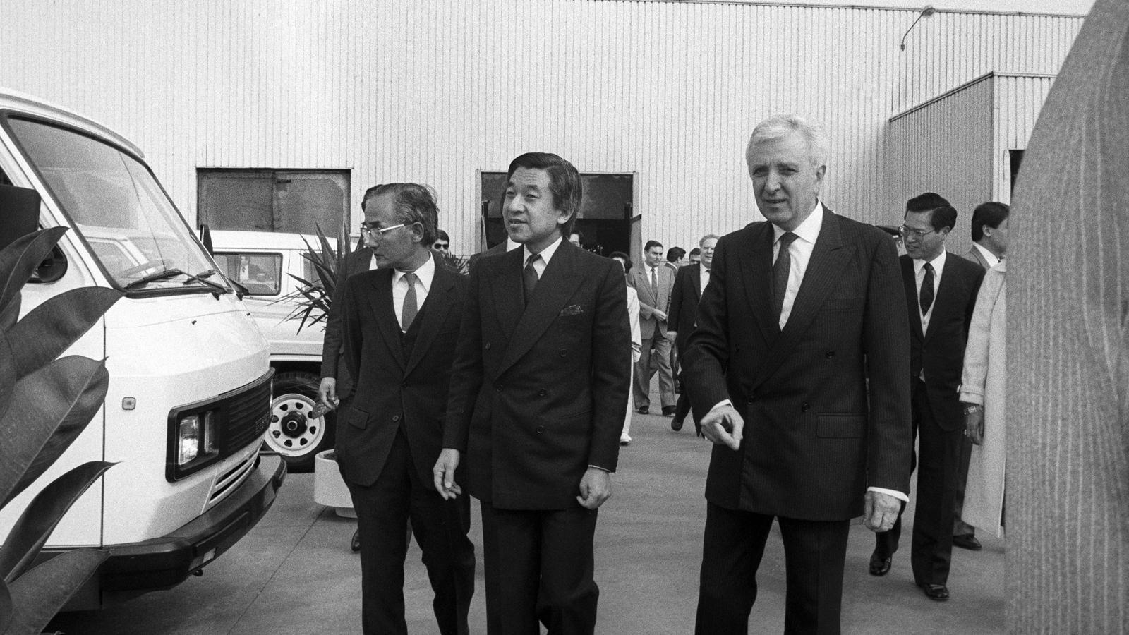 Un segle a Catalunya entre Ford,  tractors i la marca japonesa Nissan