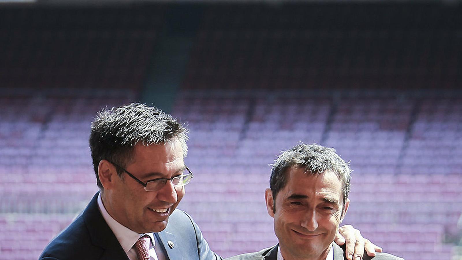 Una crisis que deja cicatrices en el Camp Nou