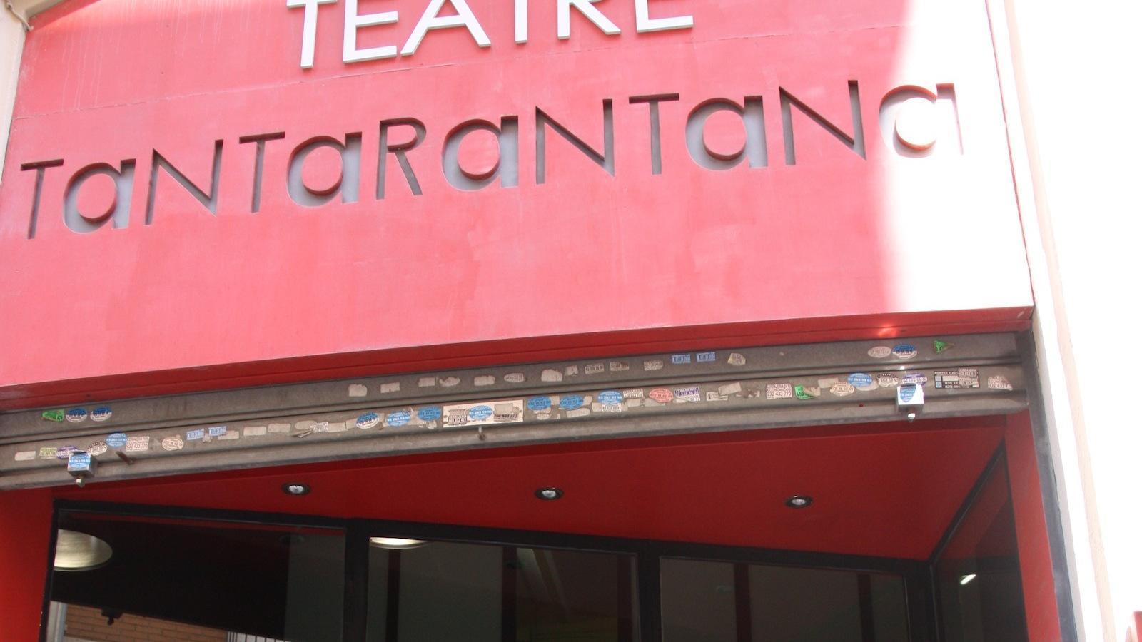 Resultado de imagen de teatre tantarantana barcelona