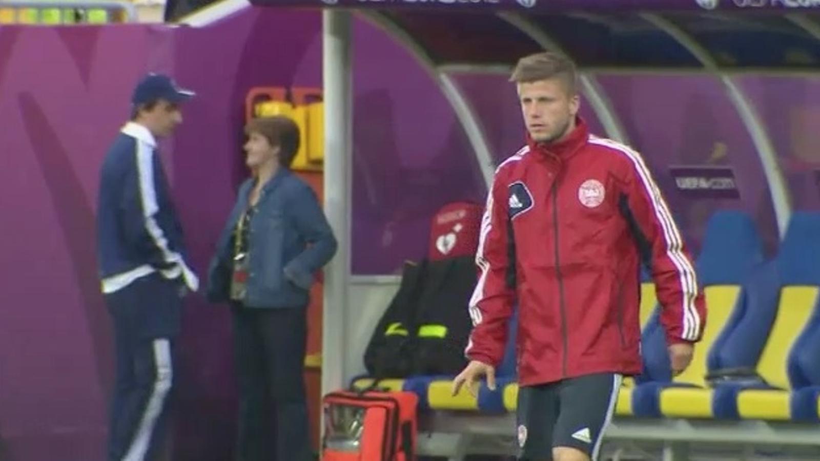 Dinamarca, a punt per defensar el seu colideratge al grup B de l'Eurocopa davant una Portugal en dificultats