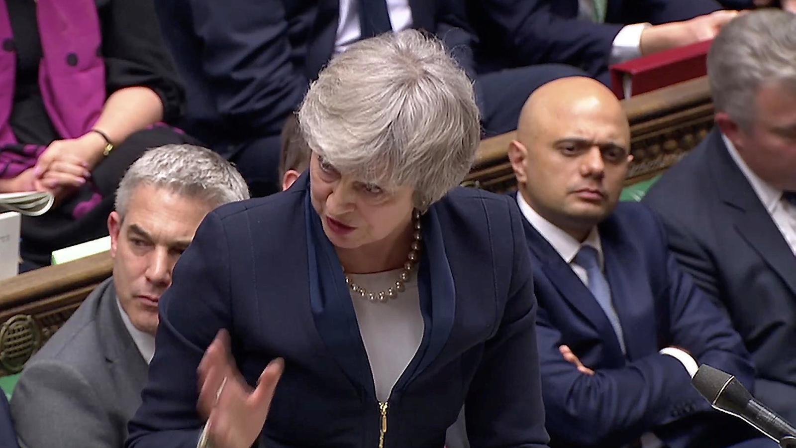 Brexit: May ha d'apropar-se als laboristes i esvair línies vermelles