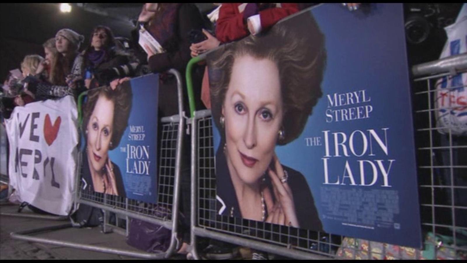 Meryl Streep com a Margaret Thatcher: estrena cinematogràfica amb polèmica