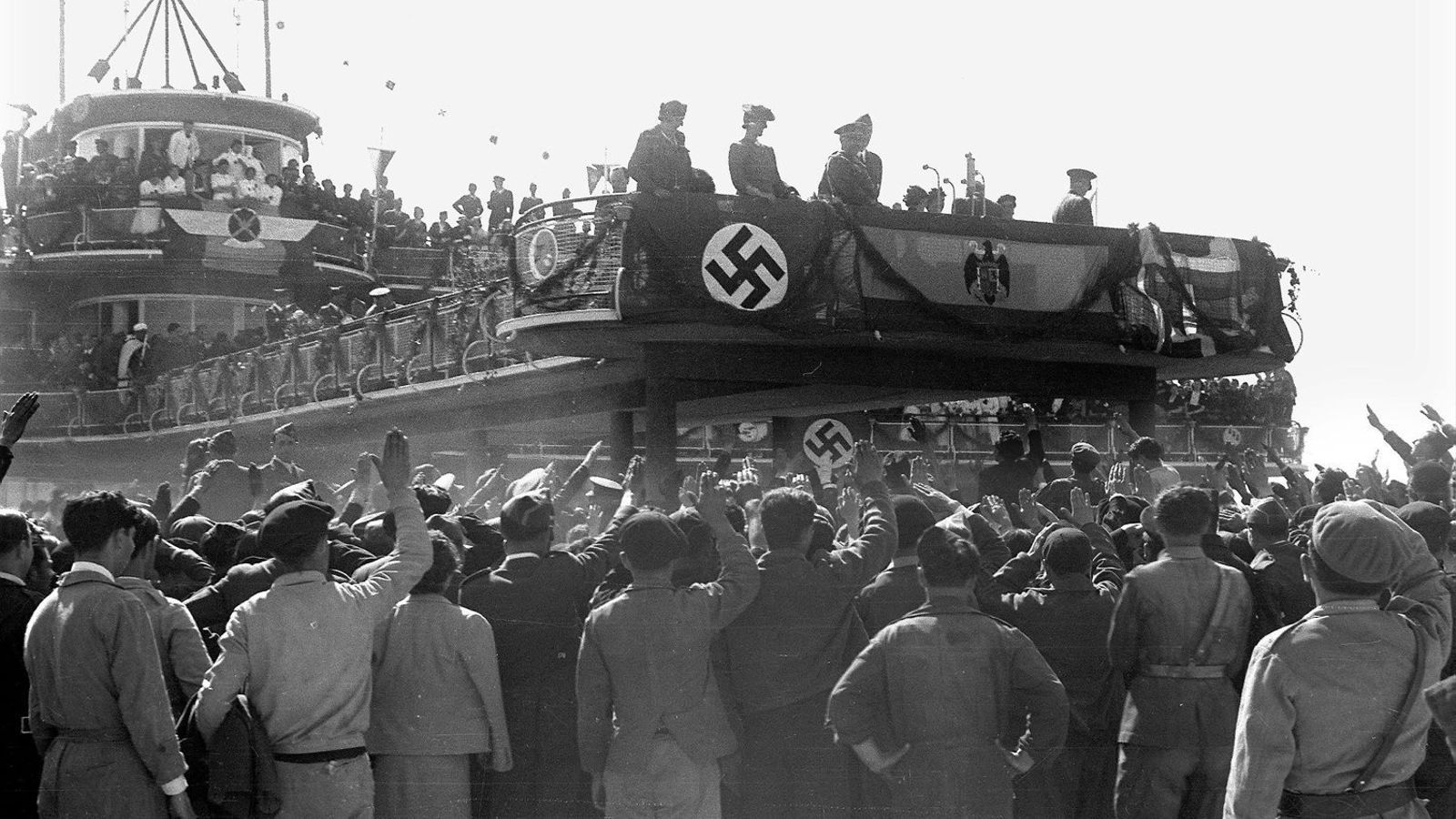 El poder destructiu de les bombes de Hitler a Espanya en 40 mapes