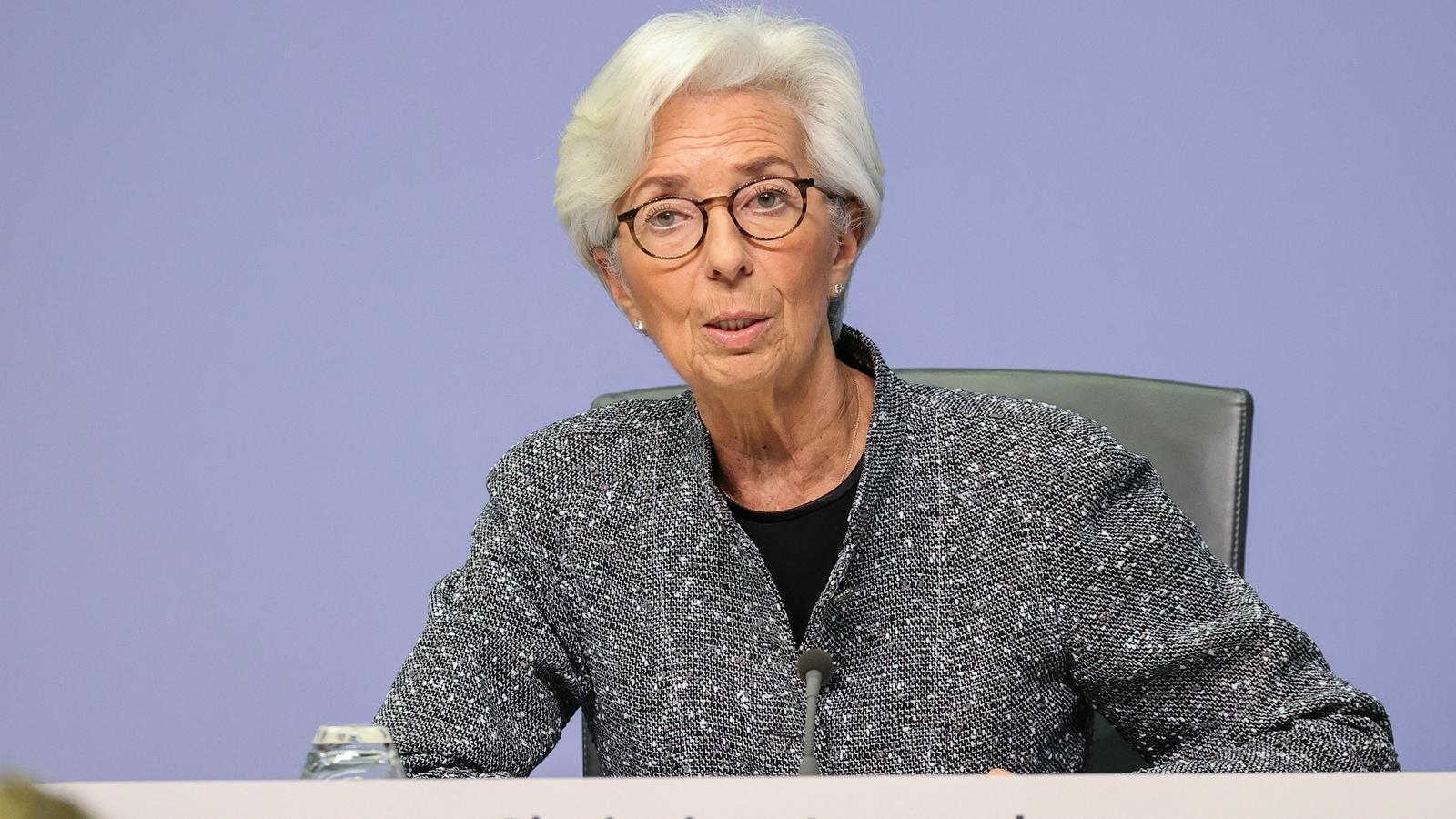 El BCE demana tranferències a fons perdut per als països europeus afectats per la pandèmia