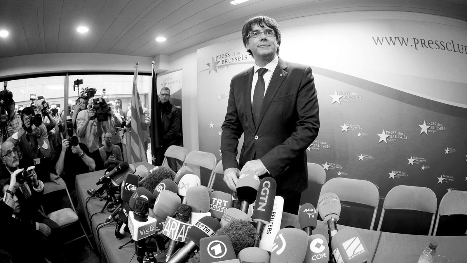 L'anàlisi d'Antoni Bassas: 'Després d'escoltar el president Puigdemont a Brussel·les'