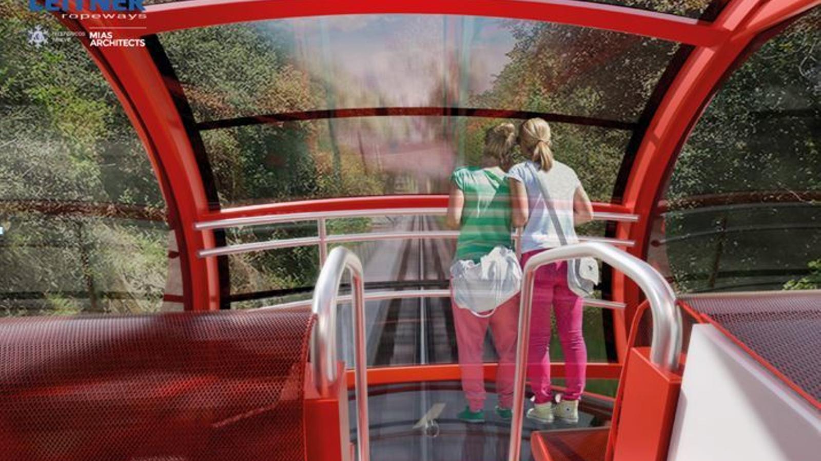 El funicular del Tibidabo: transformació total el 2020