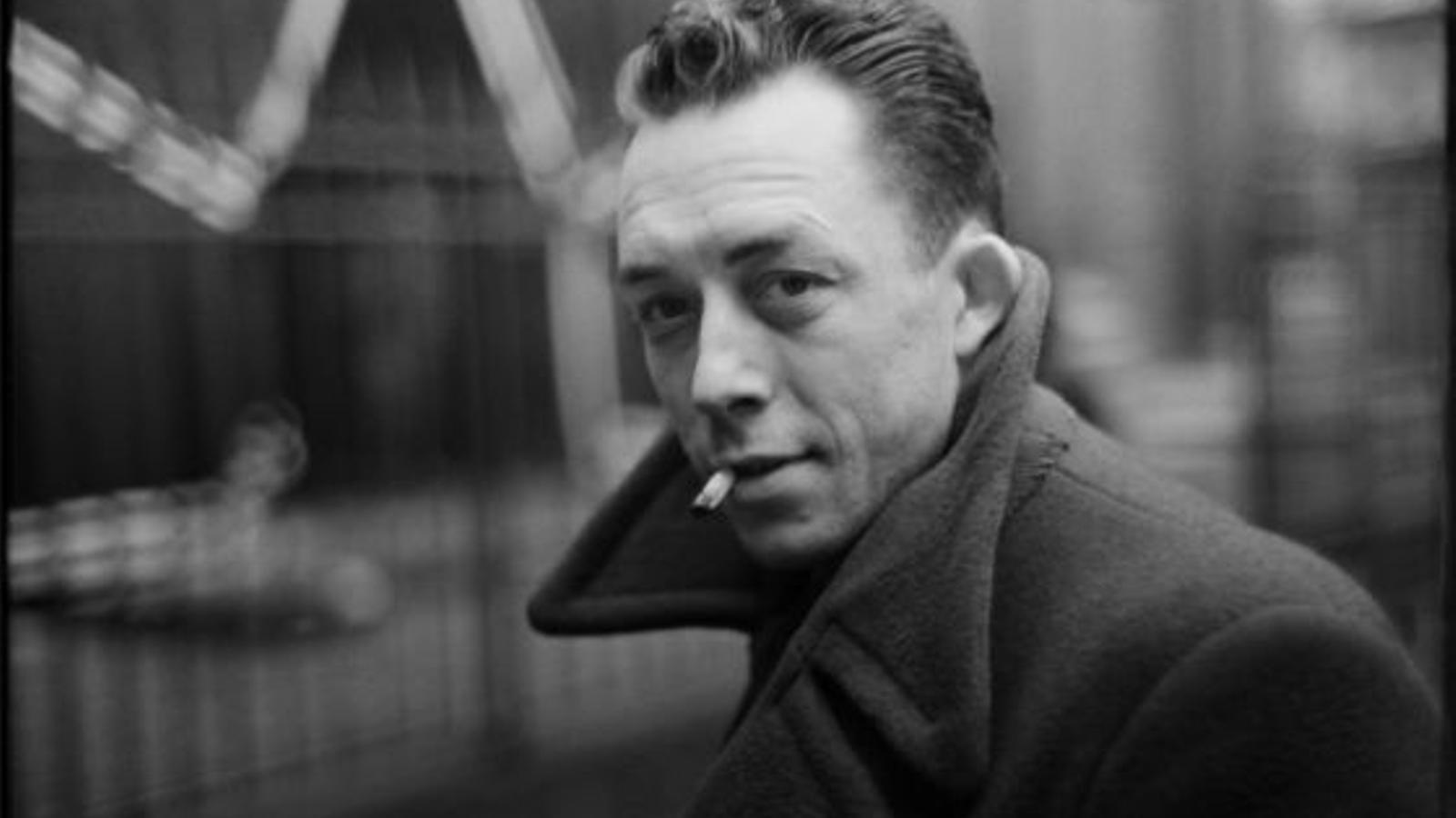 'Cartes a un amic alemany' d'Albert Camus.
