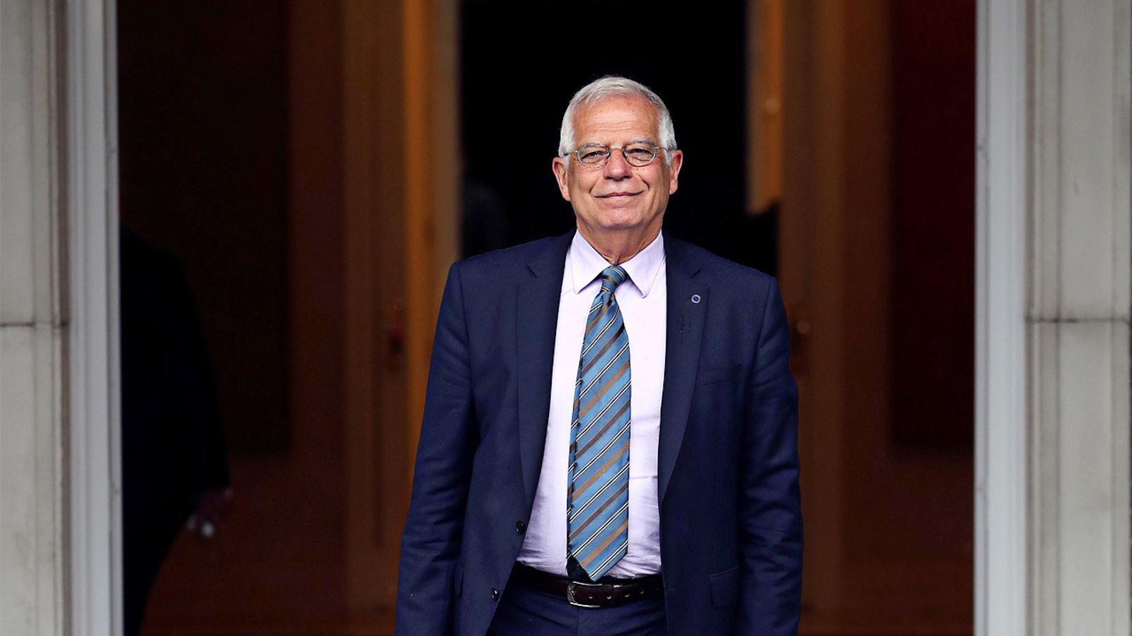 L'anàlisi d'Antoni Bassas: 'L'enfrontament de Borrell i la profecia autocomplerta'
