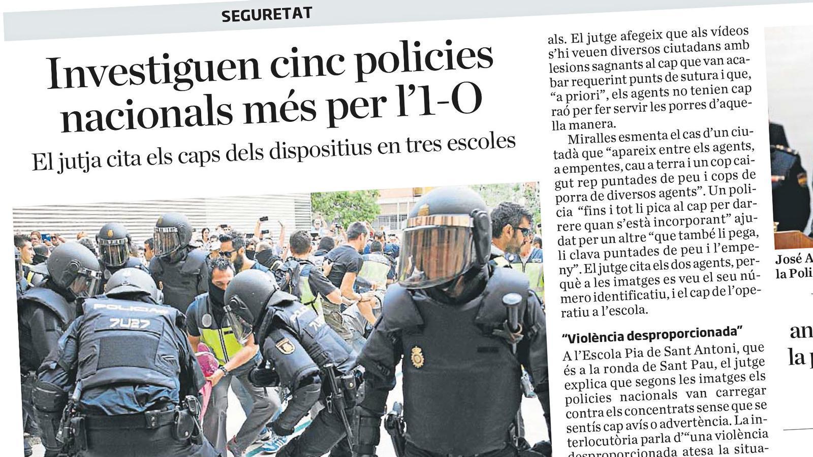 L'anàlisi d'Antoni Bassas: 'Si no es pot parlar d'independència, Zaragoza, de què serviu?'