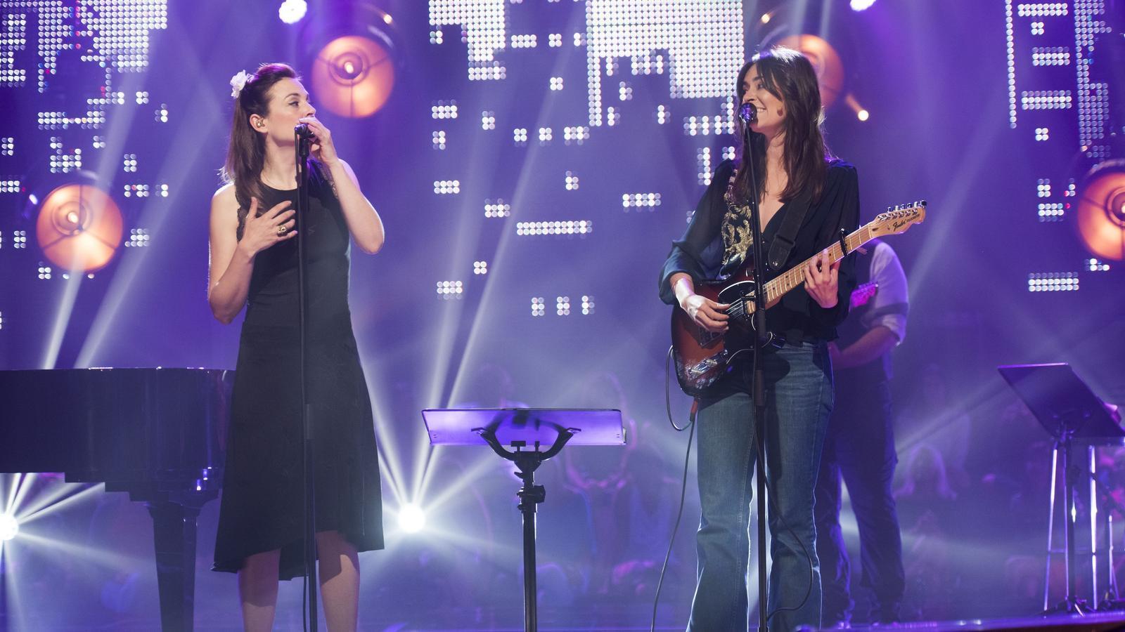 La televisió obre escletxes a la música en directe