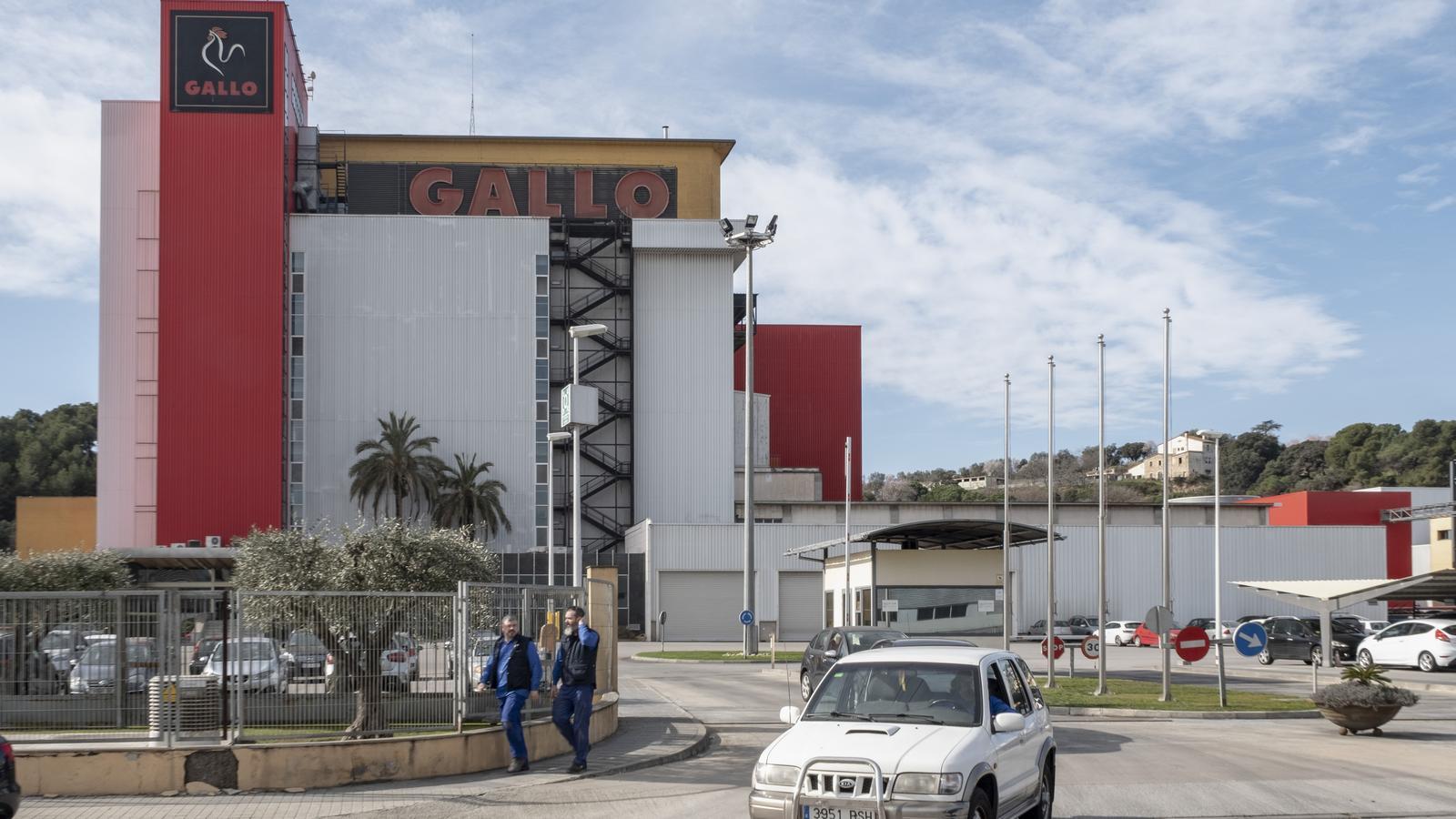 Un fons madrileny compra Pastas Gallo