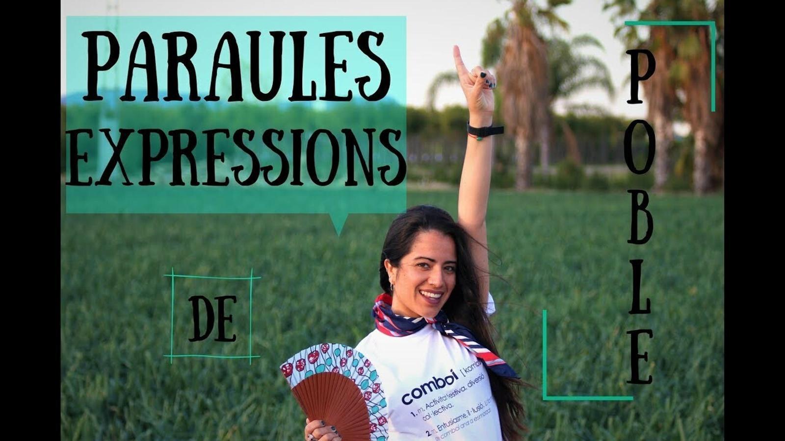 Expressions i paraules de poble de Nerea San Félix