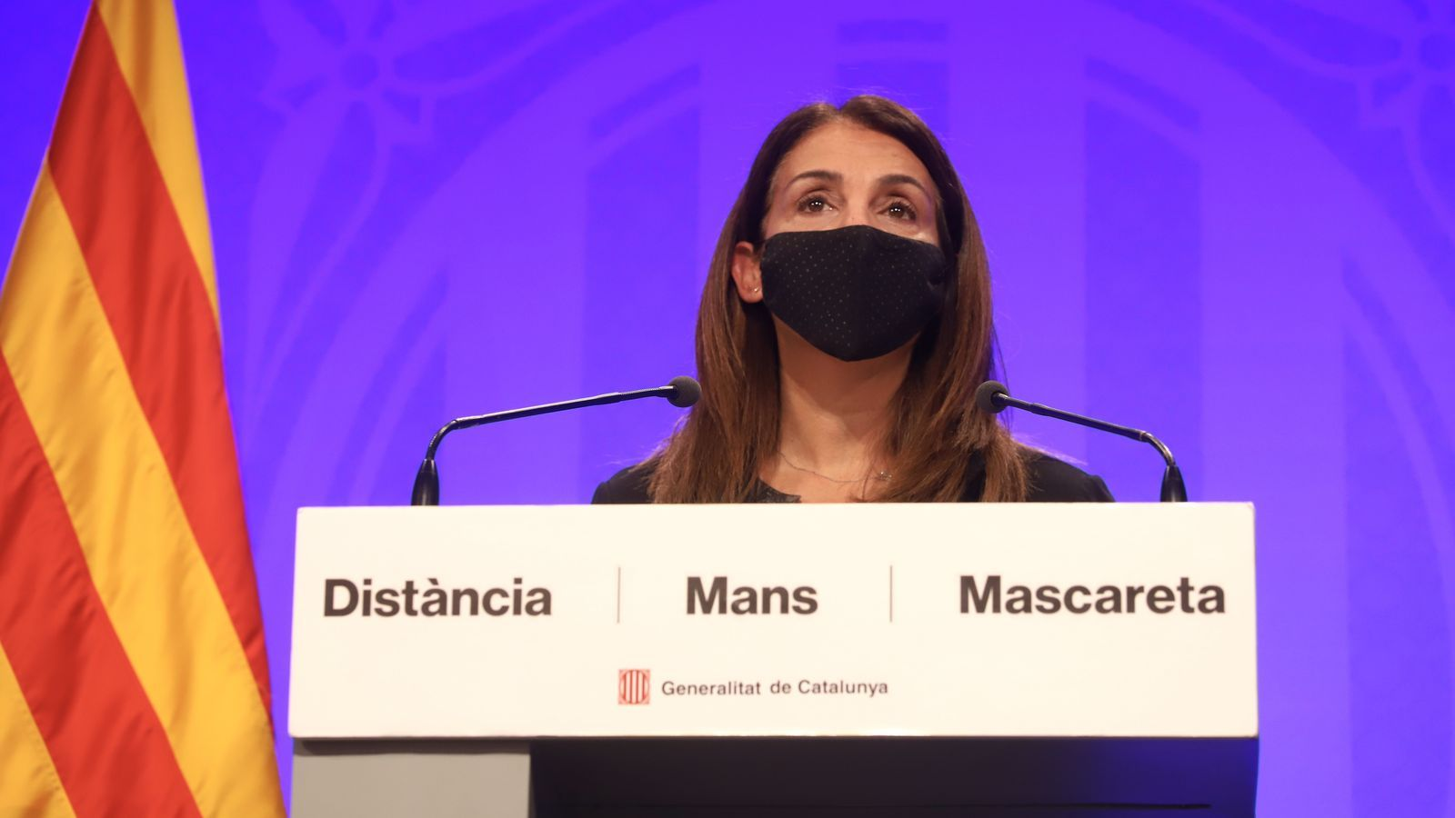 El Govern reclama a Sánchez capacitat total per decretar confinaments domiciliaris
