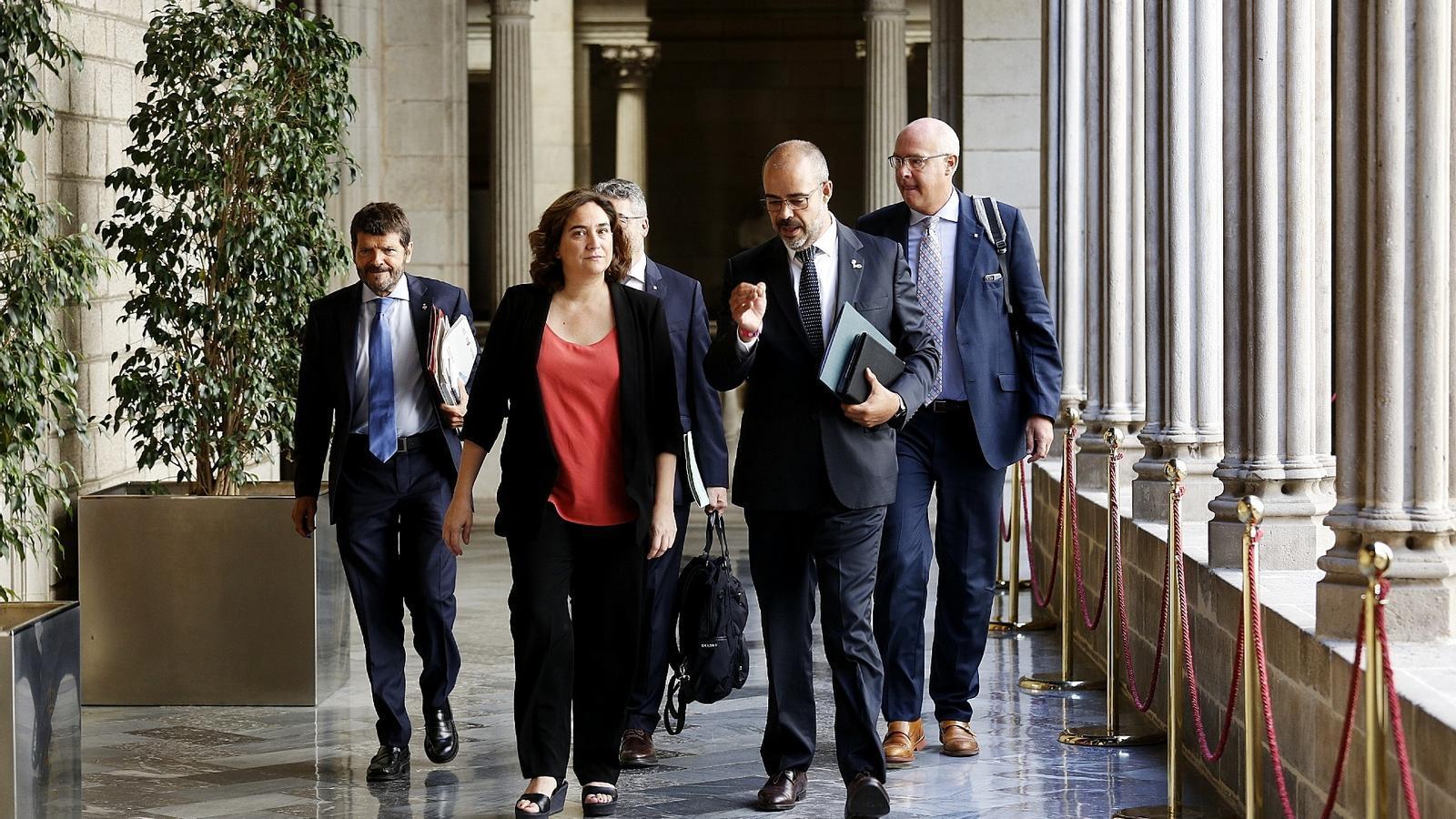 Més investigació contra els furts i les estrebades per frenar els delictes a Barcelona