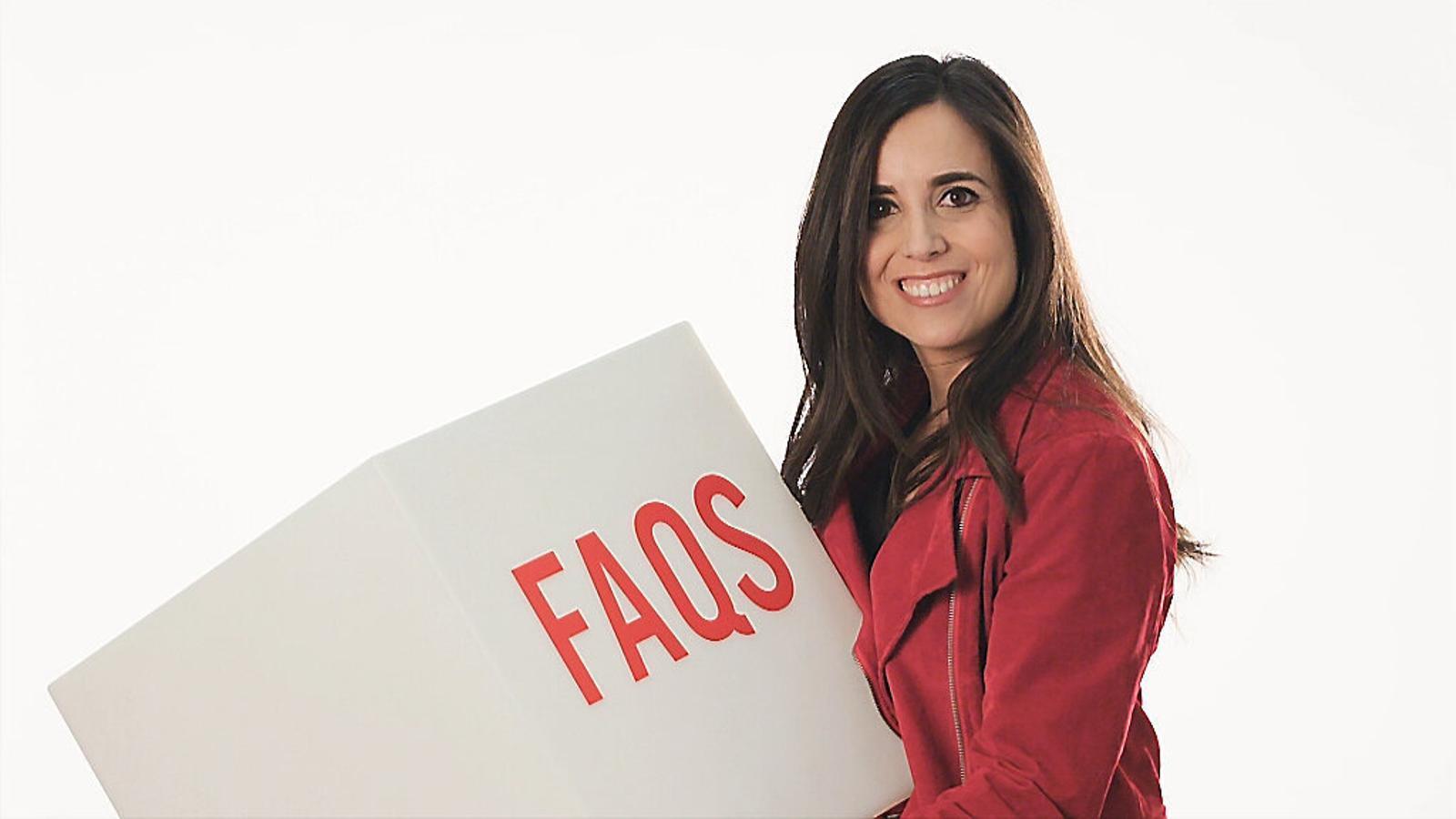 Laura Rosel trenca el silenci després del seu relleu al capdavant del 'FAQS'