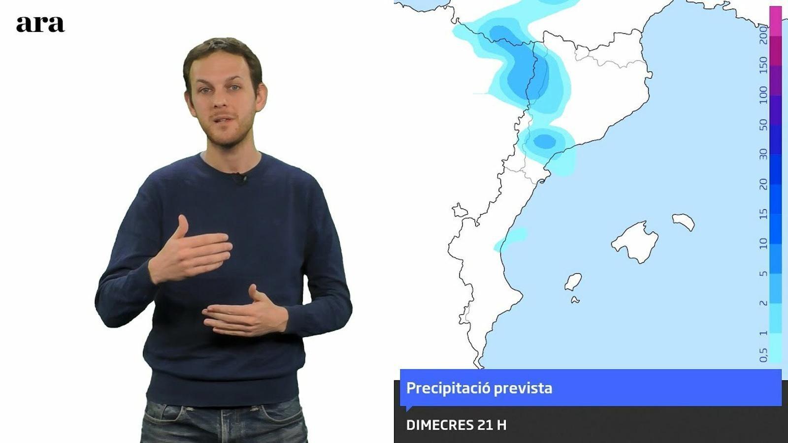 La Méteo: Dimecres amb més núvols i ambient fresc