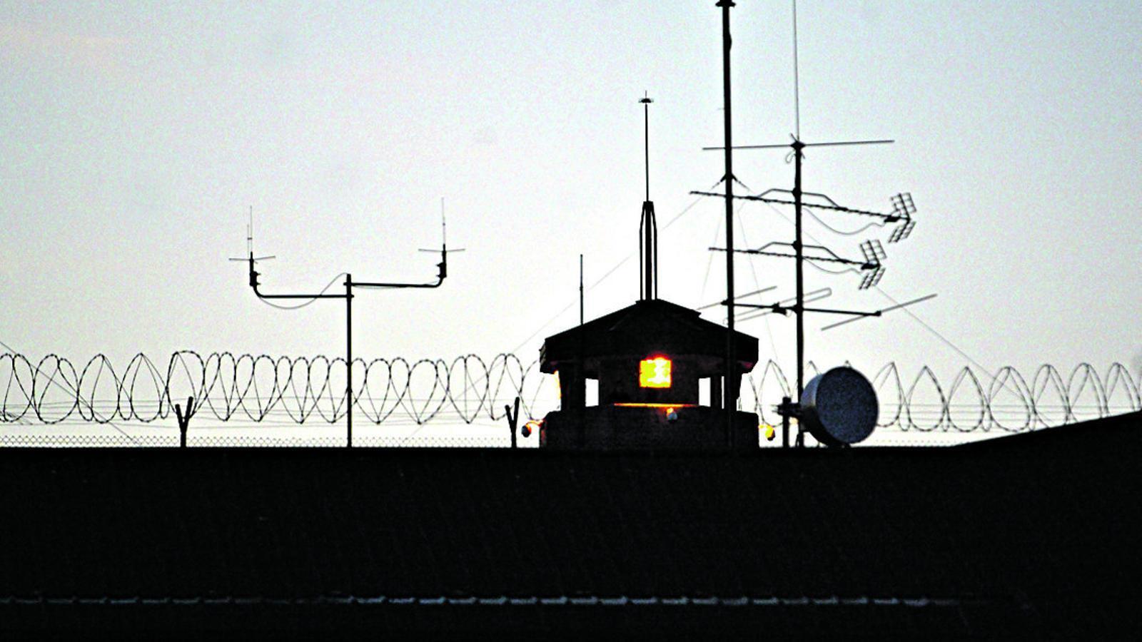 El centre penitenciari de Quatre Camins, en una imatge d'arxiu
