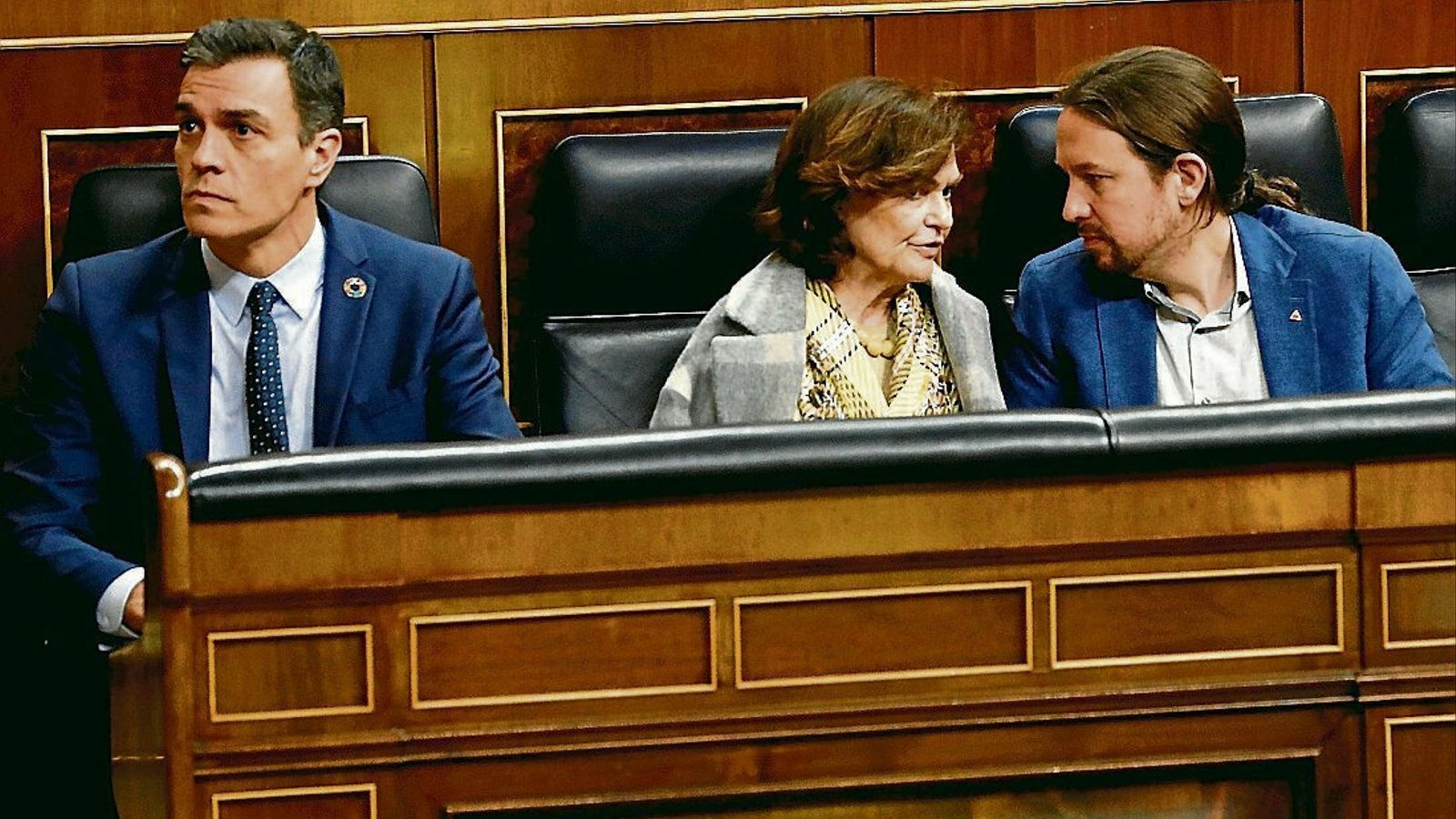 EN DIRECTE: Primera sessió de control al govern de coalició al Congrés