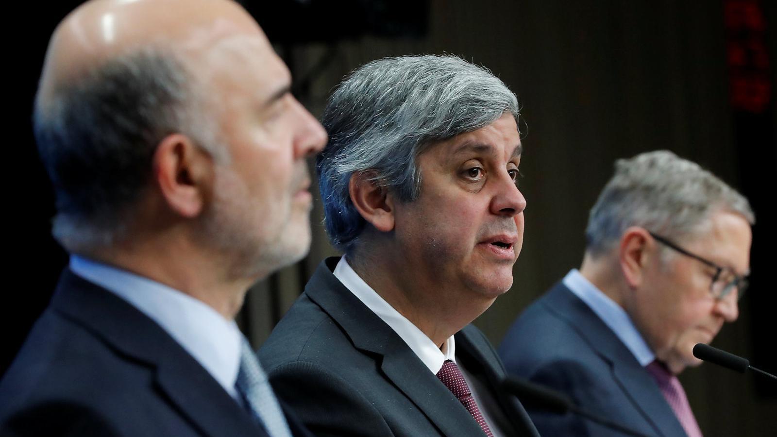 Ni pressupost de l'euro ni fons de garantia de dipòsits