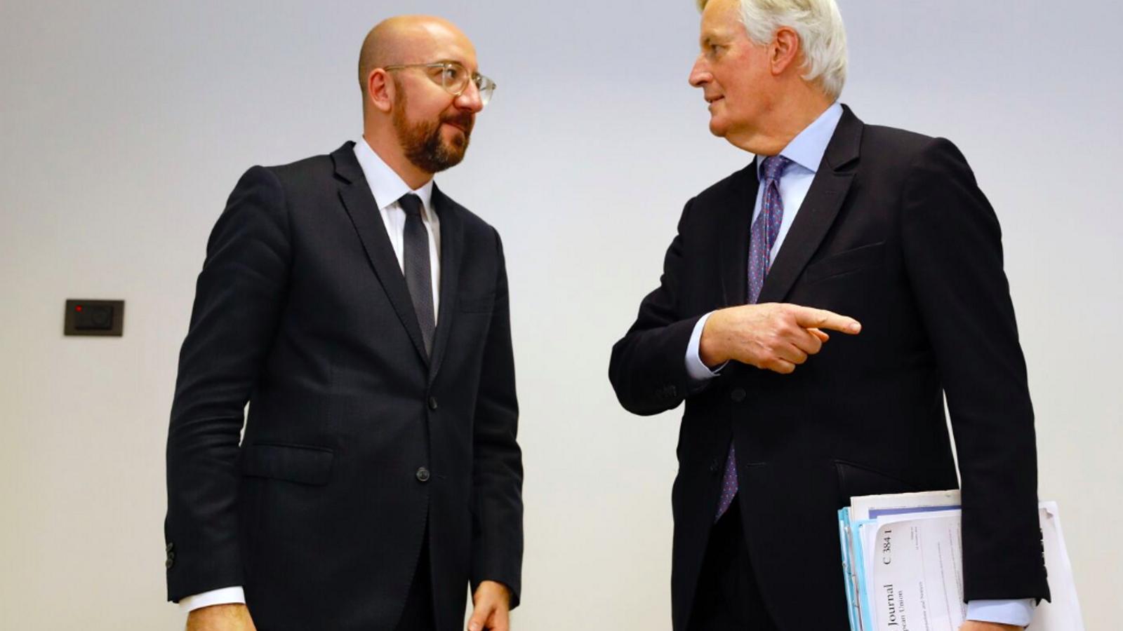 La UE dona el tret de sortida a les negociacions post-Brexit amb el Regne Unit