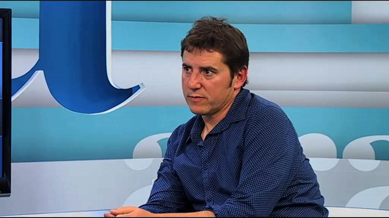 Manel Fuentes: Crec molt en la gent de tot arreu d'Espanya