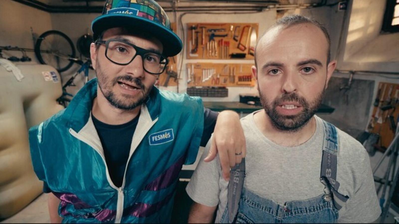 Peyu i Jair Domínguez presentaran un programa a Catalunya Ràdio